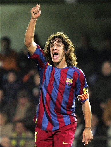 Carles Puyol Pictures